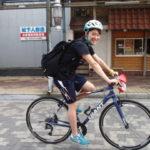 試乗車で一泊二日の淡路島!ヘルメットももちろん無料でレンタルです!