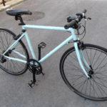 クロスバイク整備