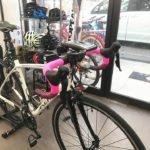 サクラマチサイクル ロードバイク修理 バーテープ