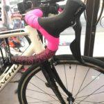 明石ロードバイク修理