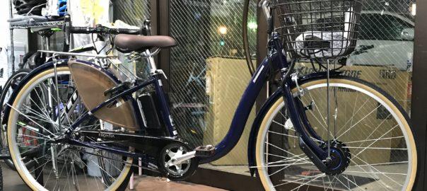 ブリヂストン アシスト自転車納車 サクラマチサイクル明石駅前店