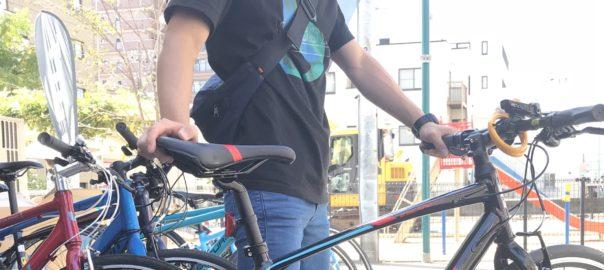GIANT ESCAPE RX3 納車!サクラマチサイクル明石駅前店