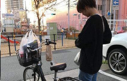 明石駅 自転車屋 サクラマチサイクル明石駅前店