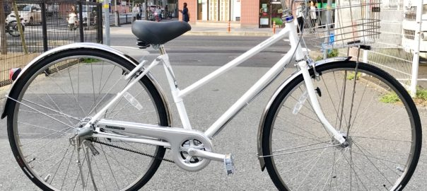 ブリヂストン自転車納車! サクラマチサイクル