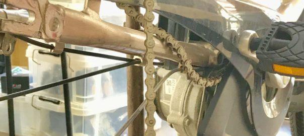 電動自転車のスポーク折れ! あるあるです!! サクラマチサイクル明石駅前店