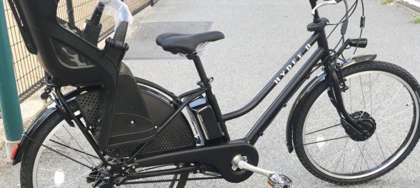 ブリヂストン| 子供乗せ 電動アシスト自転車 |ハイディツー |サクラマチサイクル明石駅前店 |2019 NEW 現金価格